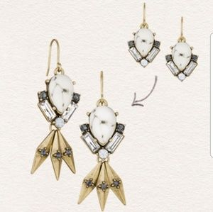 C+I Aventine Convertible Earrings